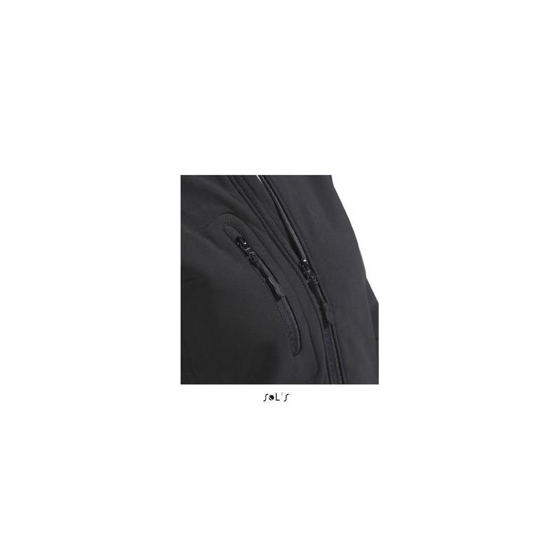 Veste femme zippée softshell Roxy - Softshell - marquage logo