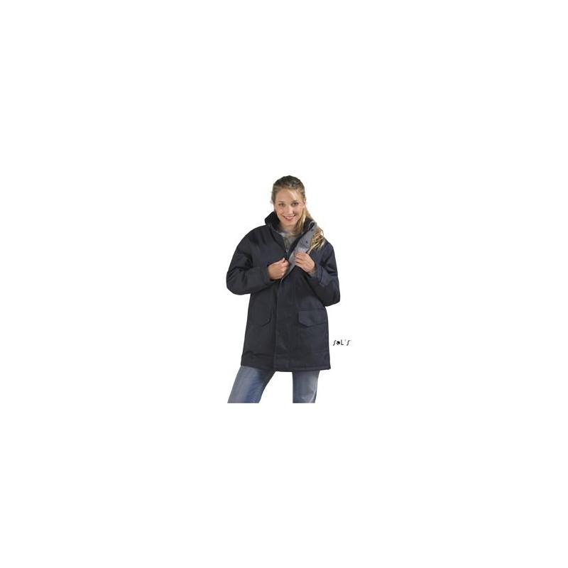 Parka polaire doublée et matelassée Record - Parka - produits incentive