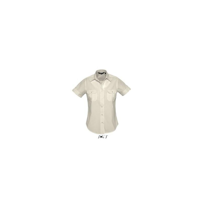 Chemise femme Botswana - chemise femme - cadeaux d'affaires