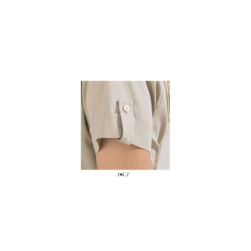 Chemise femme Botswana - chemise femme - objets promotionnels