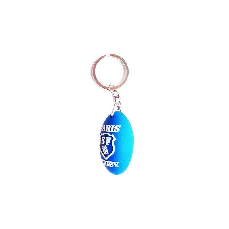 Porte-clés ballon de rugby personnalisé - porte-clés sport personnalisé