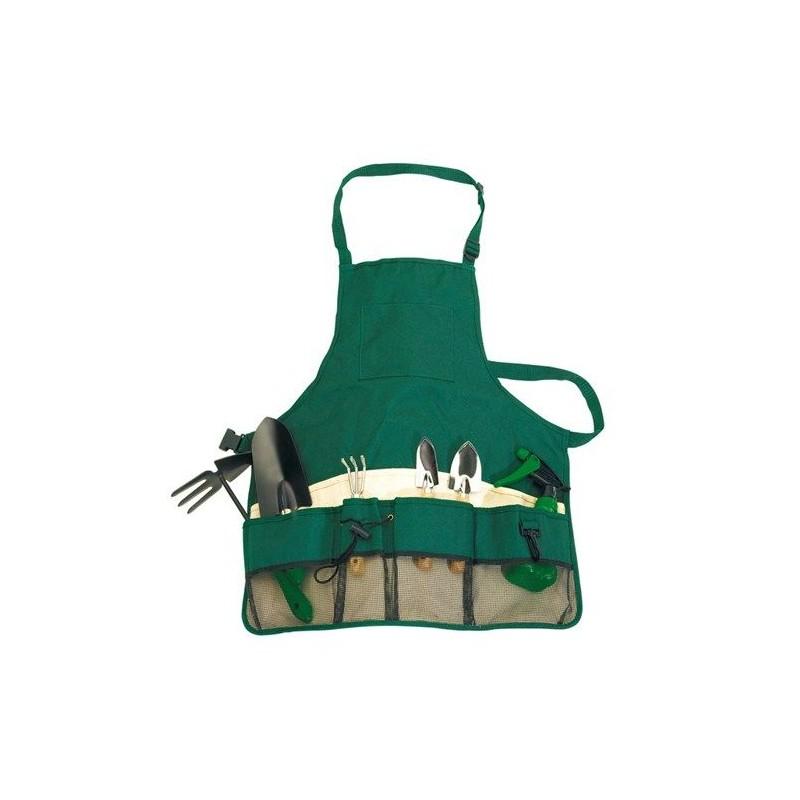 tablier de jardinage publicitaire tablier de jardinage personnalis. Black Bedroom Furniture Sets. Home Design Ideas