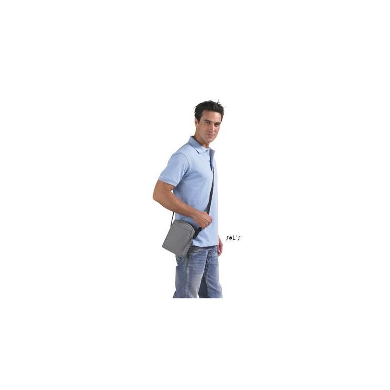 Sacoche bandoulière tendance Easy - Besace et sacoche publicitaires sur mesure