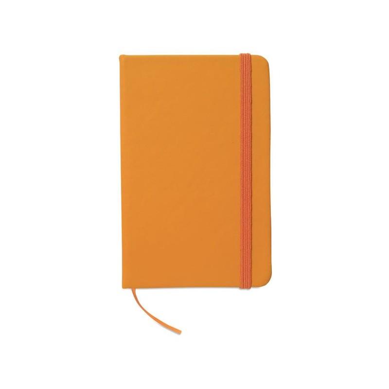 Bloc-notes de luxe 96 pages Notelux - Bloc-notes A6 - cadeau d'entreprise personnalisé