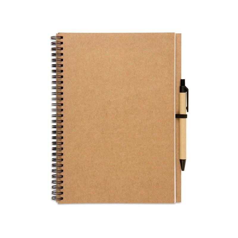 Bloc-notes recyclé 100 pages Bloquero Plus