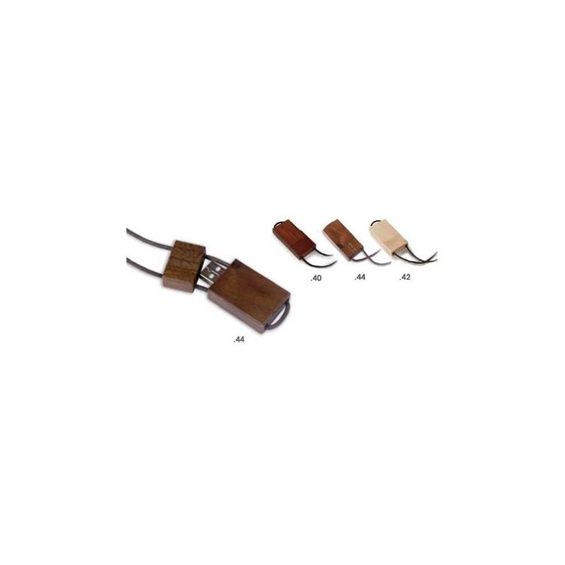 Clé USB 2.0 Wooden - Clé USB en bois publicitaire sur mesure