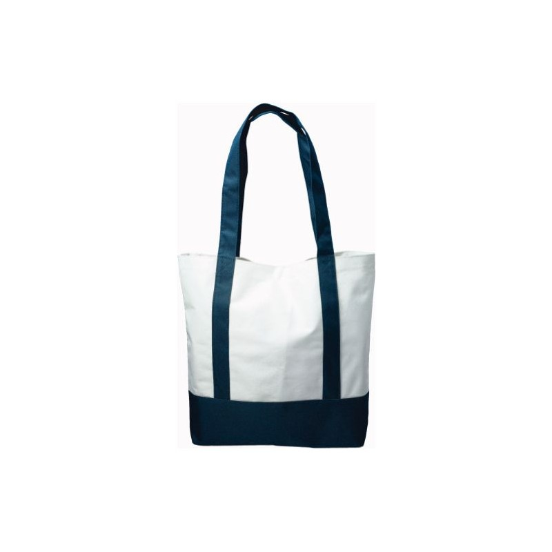 Sac shopping sac de plage bleu