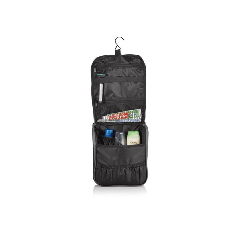 Trousse de toilette The city  - Trousse de toilette publicitaire