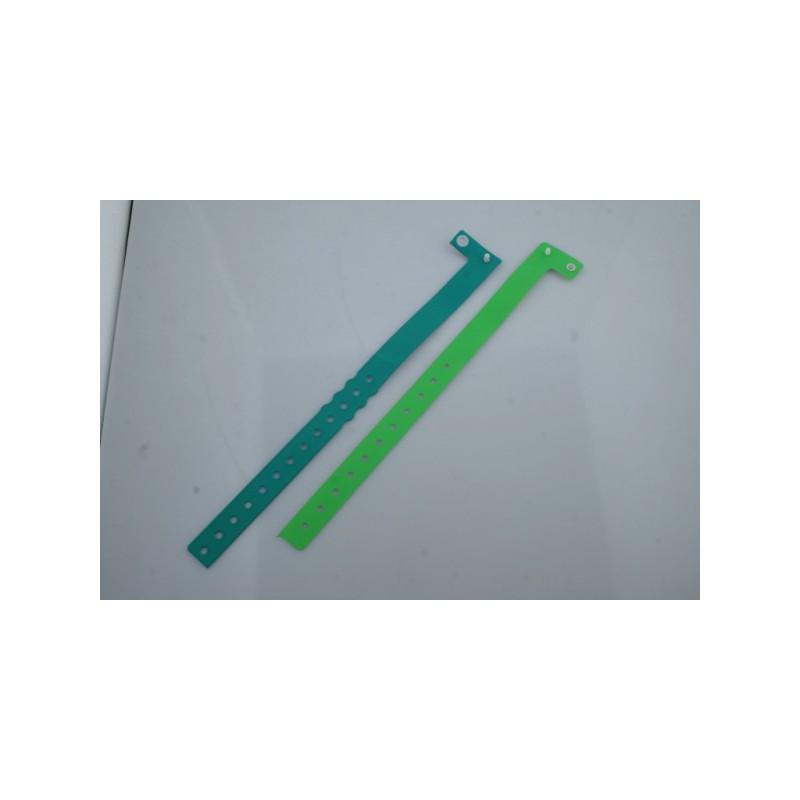 Bracelet inviolable personnalisé - Autres bracelets publicitaires sur mesure