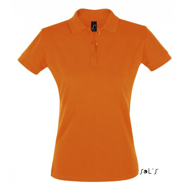 Polo femme Perfect - Polo manches courtes - cadeau d'entreprise personnalisé