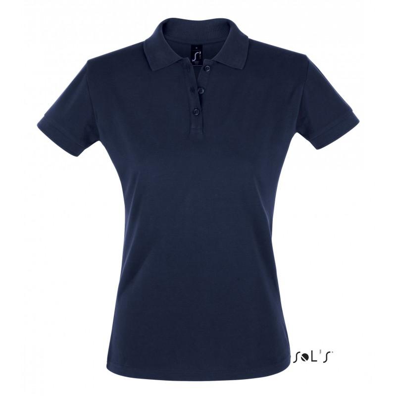 Polo pour femme personnalisé Perfect
