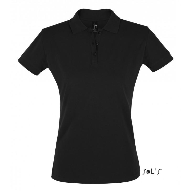 Polo pour femme avec logo Perfect