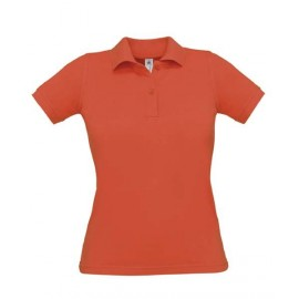 Polo Safran Pure Women B&C