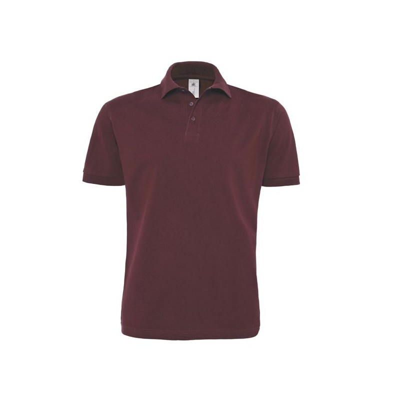 Polo homme Heavymill B&C - Polo homme - objets publicitaires