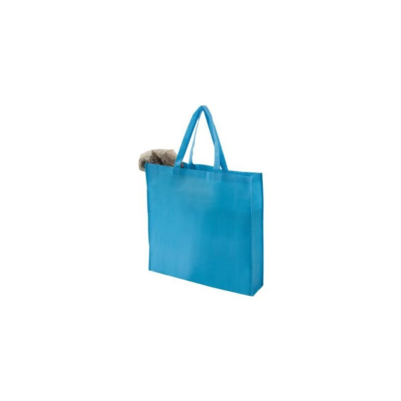 Sac shopping pliable non tissé - Sac shopping pliant sur mesure