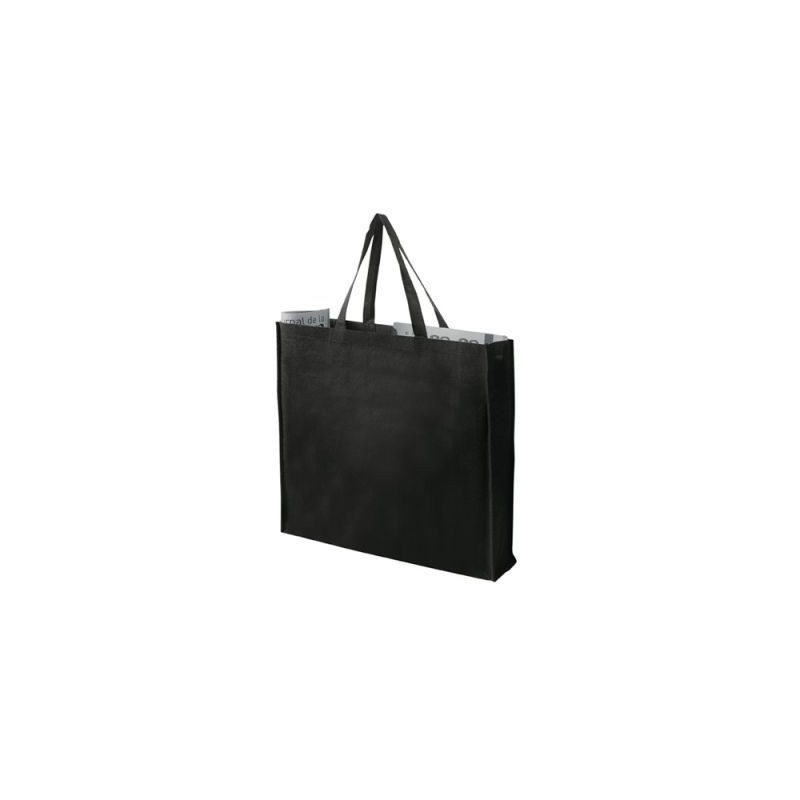 Sac shopping pliable non tissé - Sac shopping pliant - objets promotionnels