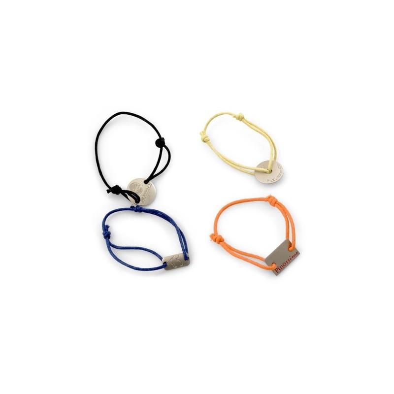 Bracelet publicitaire avec plaque en métal - Autres bracelets publicitaires publicitaire