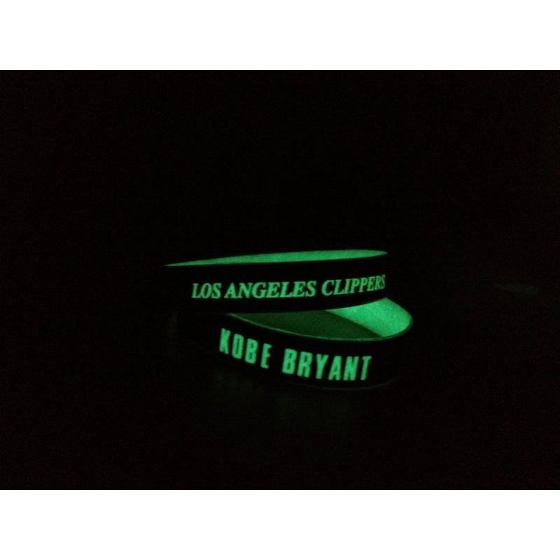 59-023 Bracelet personnalisé logo phosphorescent personnalisé
