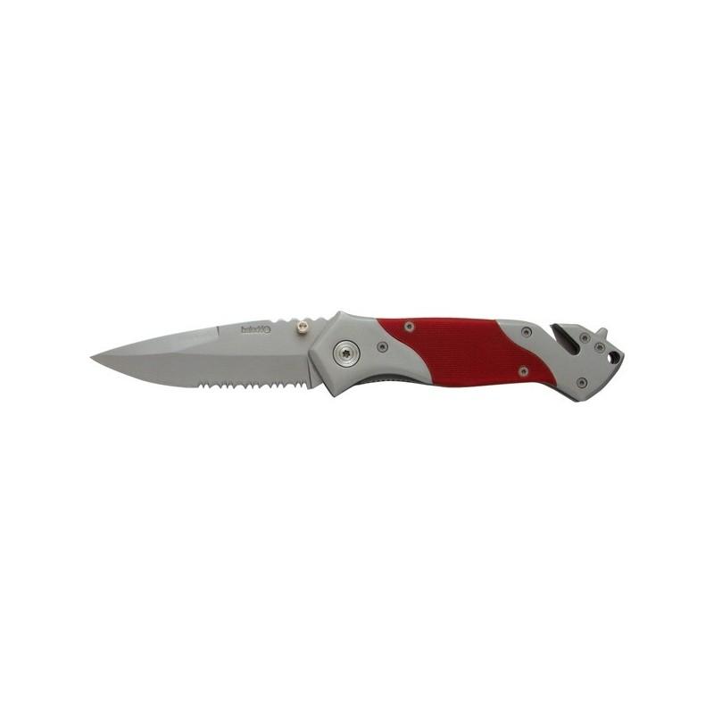 Couteau de sécurité Rescue - Couteau aventurier personnalisé