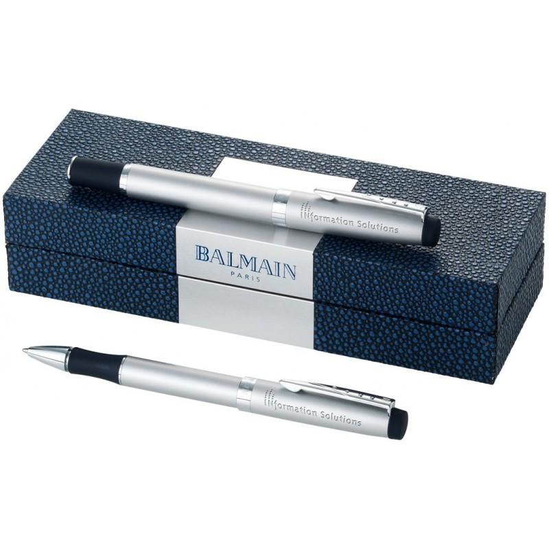 Parure de stylos publicitaires Perpignan de Balmain