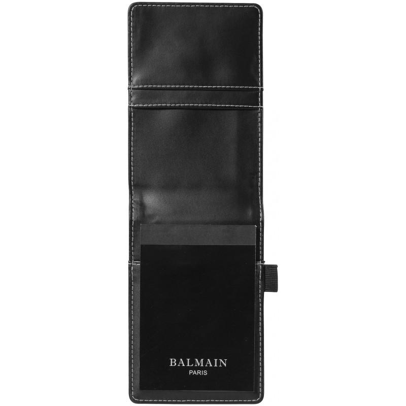 Coffret stylo et bloc-notes de Balmain - Stylo de luxe, parure - objets publicitaires