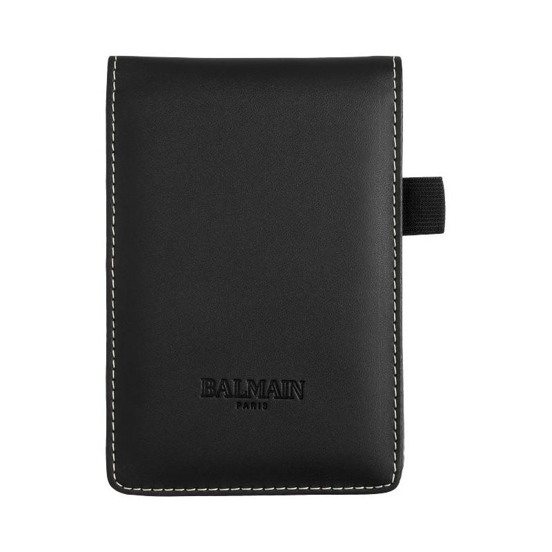 Coffret stylo et bloc-notes de Balmain - Stylo de luxe, parure - objets promotionnels