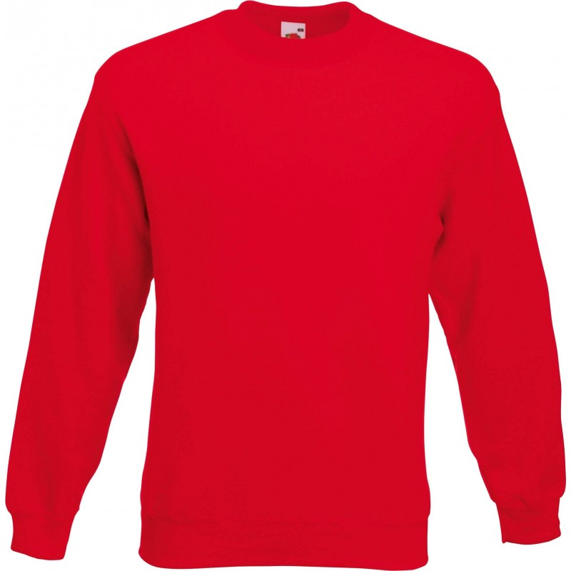 Sweat-shirt homme à manches droites - Sweat-shirt - marquage logo