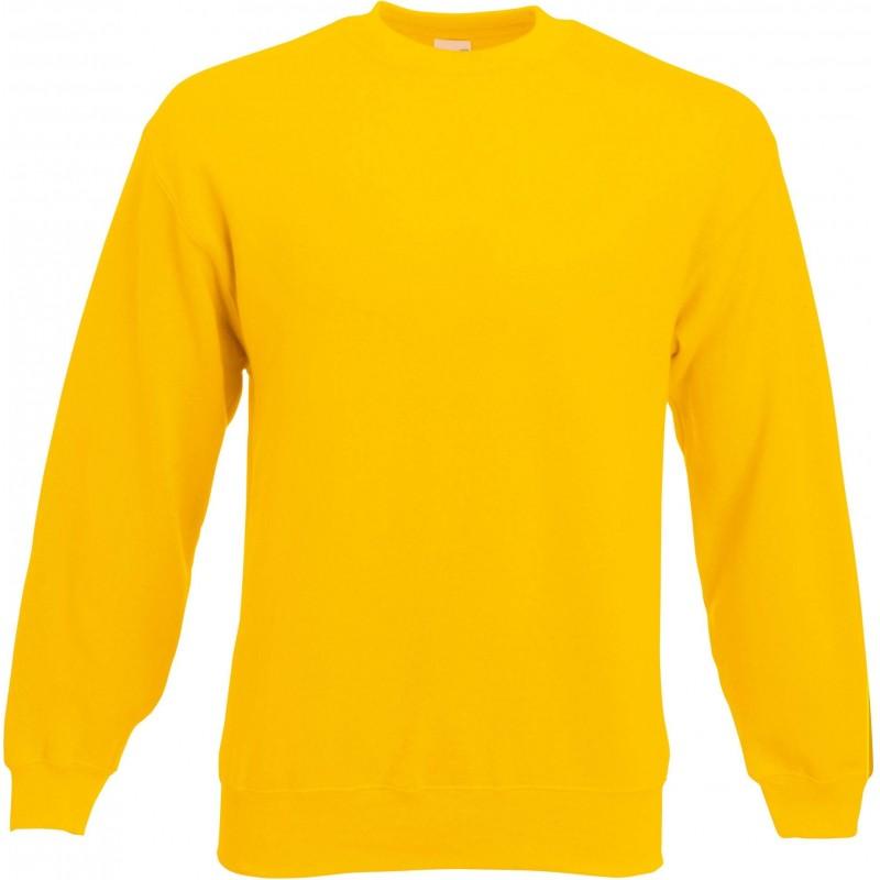 Sweat-shirt homme à manches droites - Sweat-shirt publicitaire personnalisé