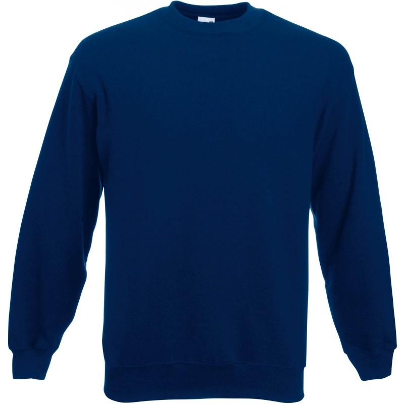 Sweat-shirt homme à manches droites - Sweat-shirt publicitaire - cadeau d'entreprise personnalisé