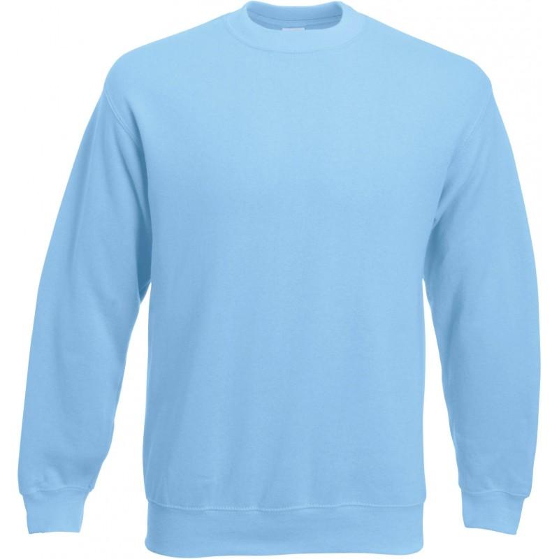 Sweat-shirt homme à manches droites - Sweat-shirt publicitaire - publicité par l'objet