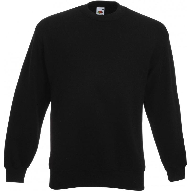 54-360 Sweat-shirt homme à manches droites personnalisé