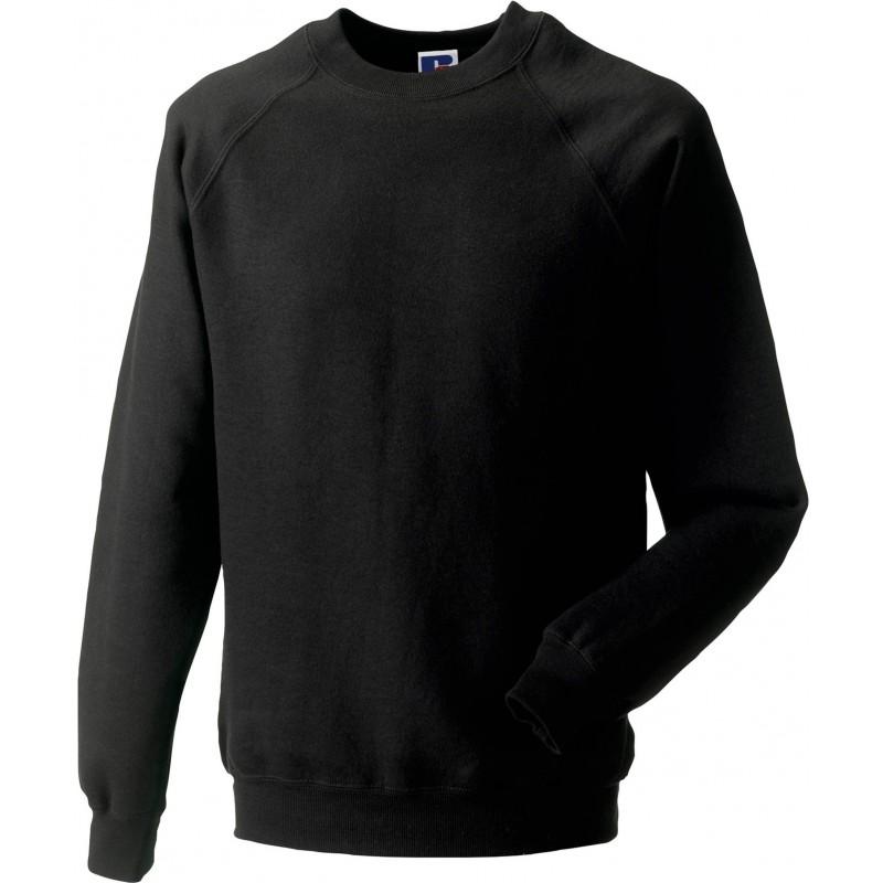 Sweat shirt personnalisable à manches raglan Jerzees