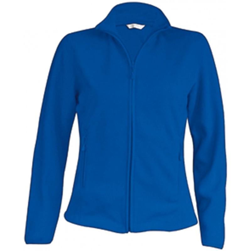 Veste polaire pour femme Kariban - Polaire - marquage logo