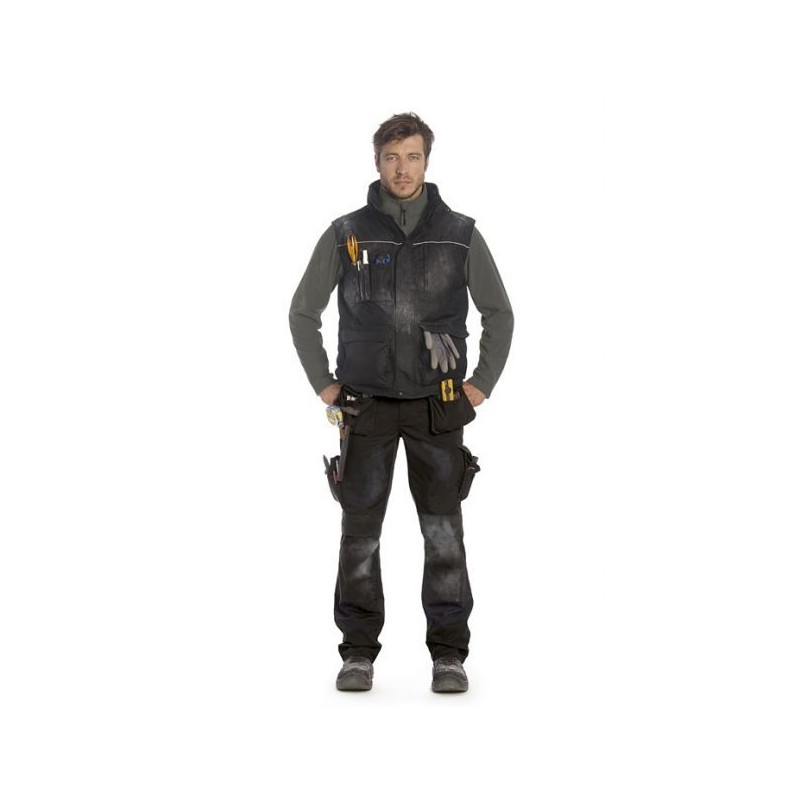 Bodywarmer multi-poches Expert Pro - Bodywarmer - cadeaux d'affaires