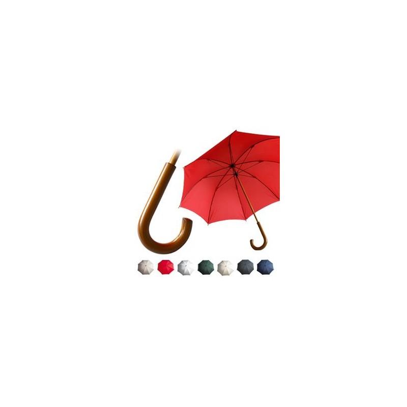 Parapluie City - Parapluie demi-golf publicitaire personnalisé