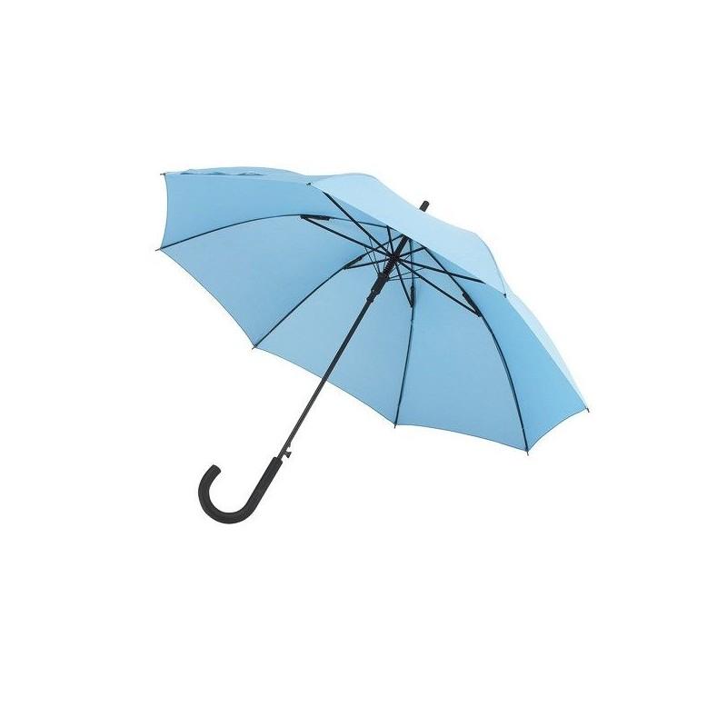 Parapluie automatique avec manche - Parapluie demi-golf publicitaire