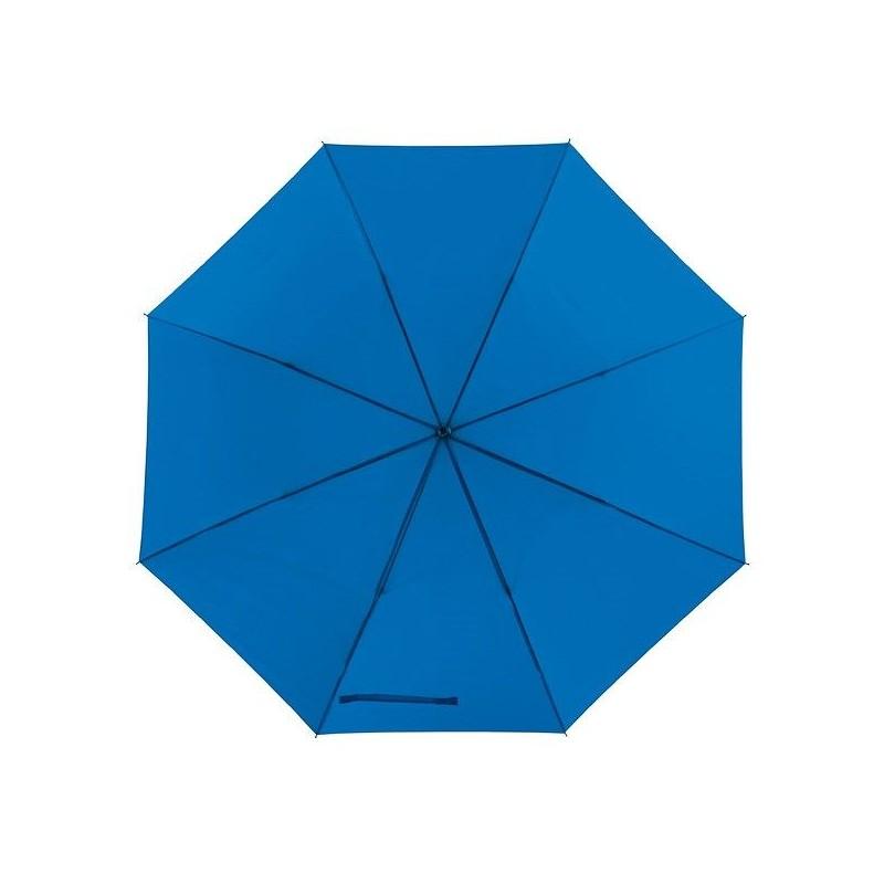 Parapluie avec manche en aluminium - Parapluie demi-golf publicitaire