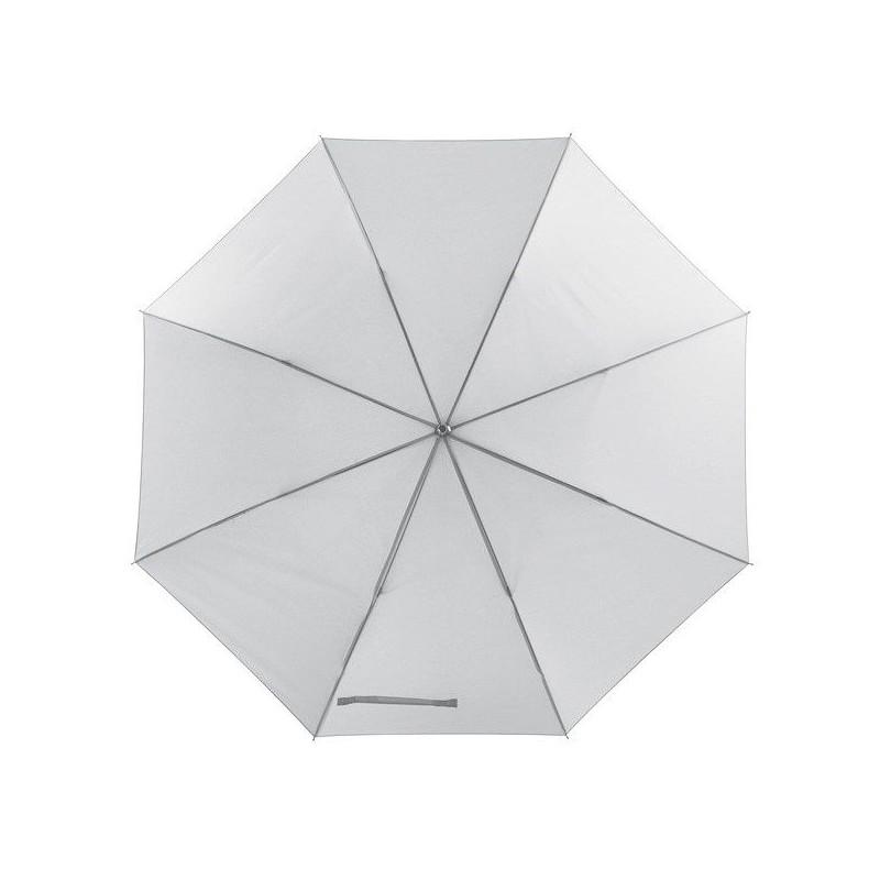 Parapluie avec manche en aluminium - Parapluie demi-golf - objets publicitaires