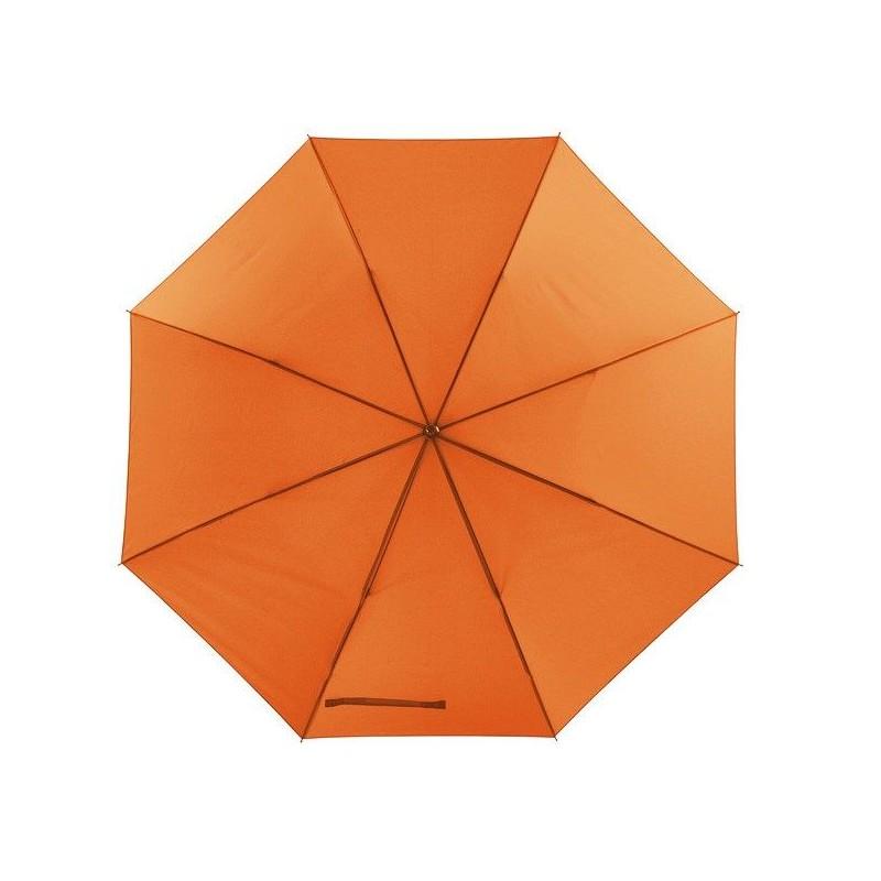 Parapluie avec manche en aluminium - Parapluie demi-golf - cadeaux d'affaires