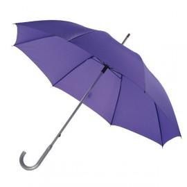 Parapluie avec manche en aluminium