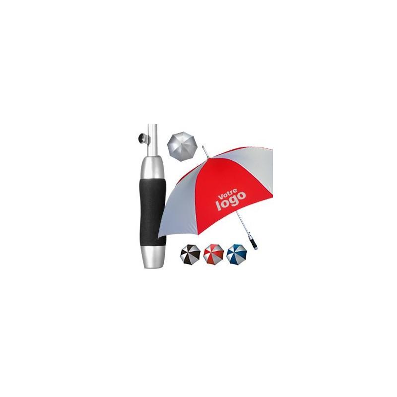 Parapluie automatique Millenium - Parapluie golf publicitaire publicitaire