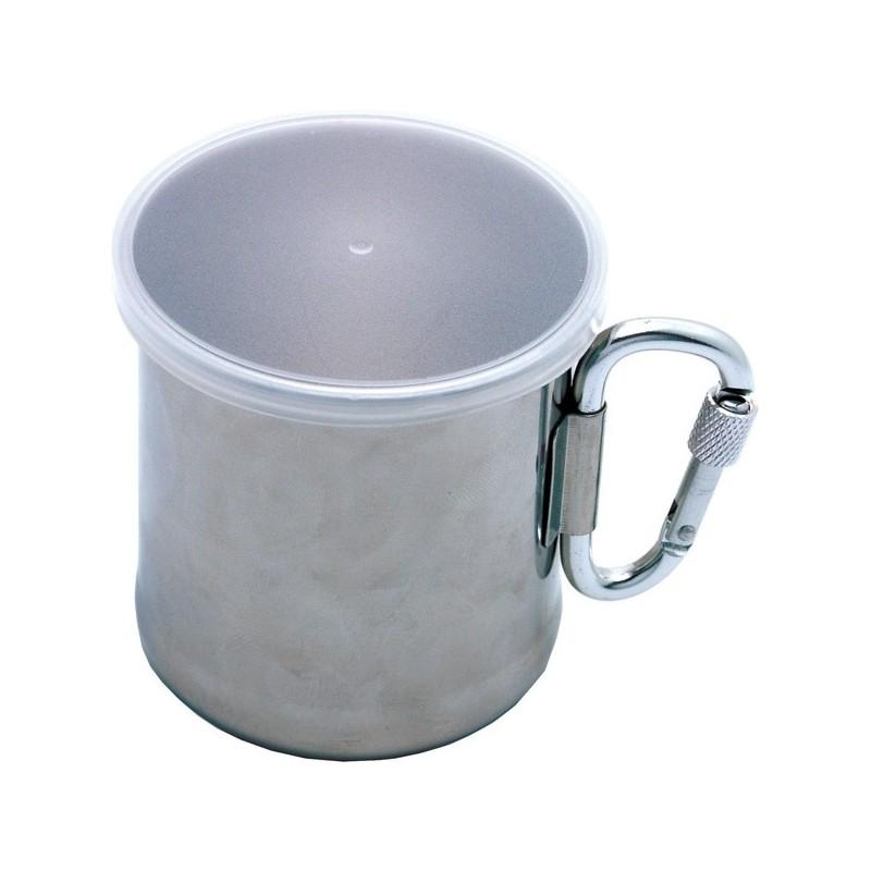 20-187 Mug avec mousqueton personnalisé