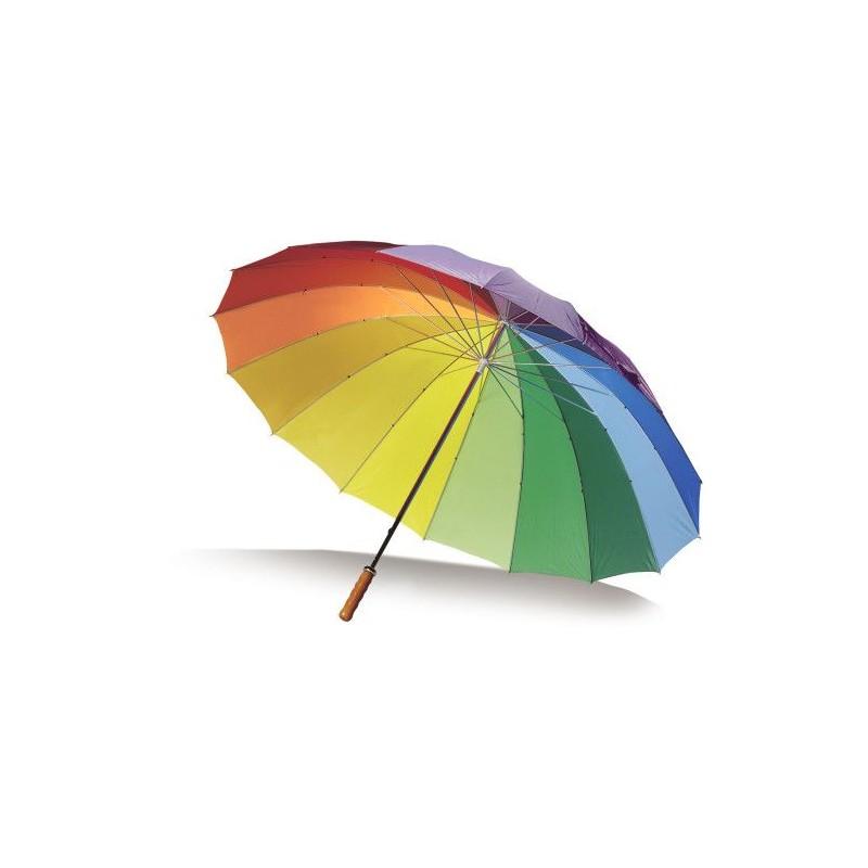 Parapluie grand Stream - Parapluie golf personnalisé