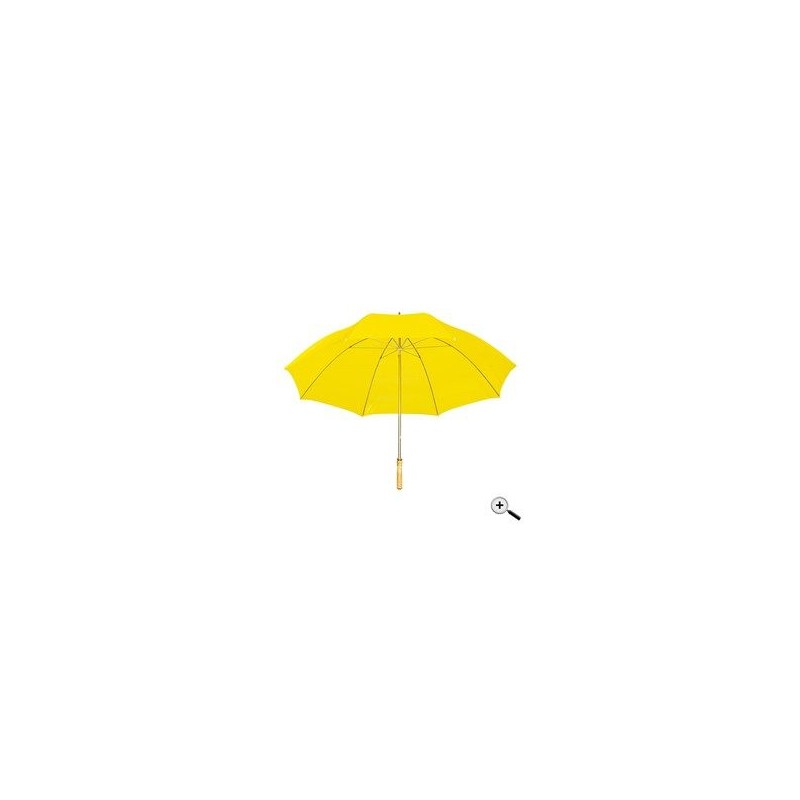 Parapluie golf Woody - Parapluie golf sur mesure