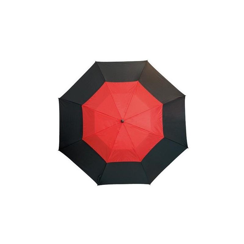 Parapluie golf Monsun - Parapluie golf publicitaire personnalisé