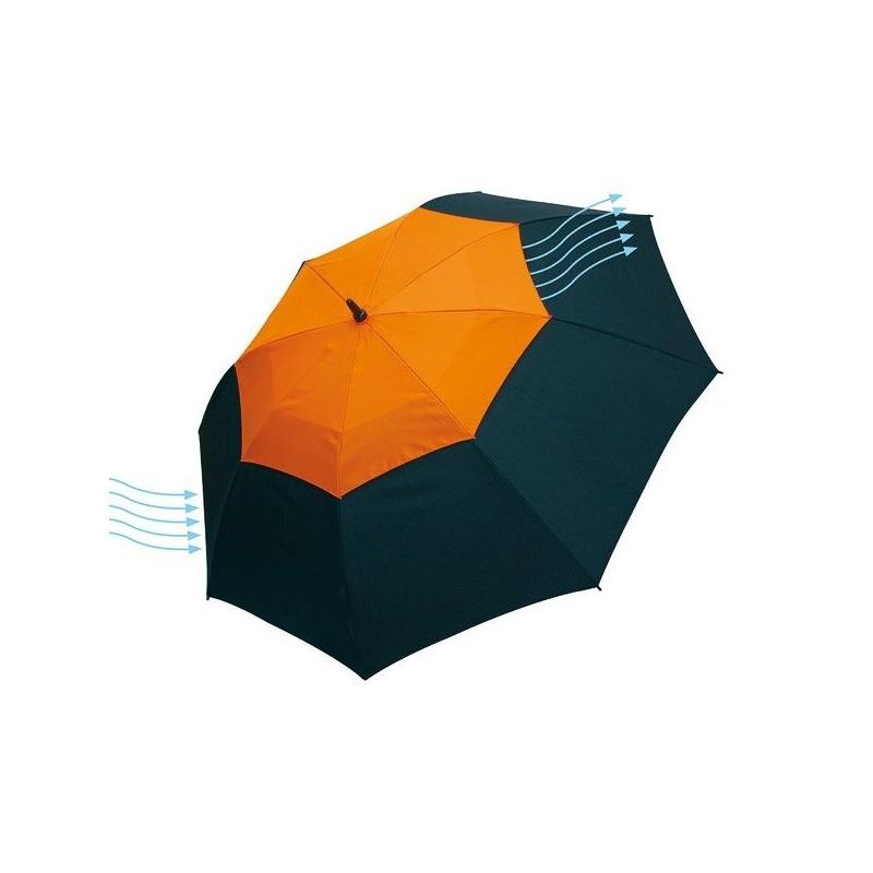 Parapluie golf Monsun - Parapluie golf publicitaire - objets publicitaires