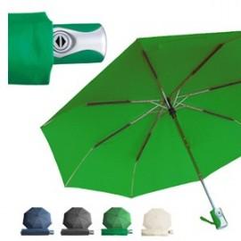 Parapluie pliant publicitaire Pratissimo planet