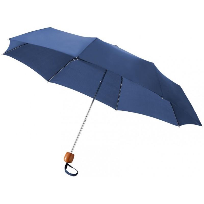 Parapluie pliant Movi - Parapluie pliant publicitaire personnalisé
