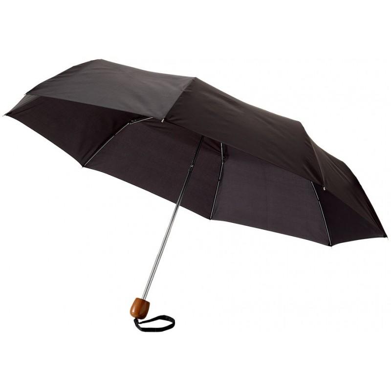 Parapluie pliant Movi - Parapluie pliant publicitaire publicitaire