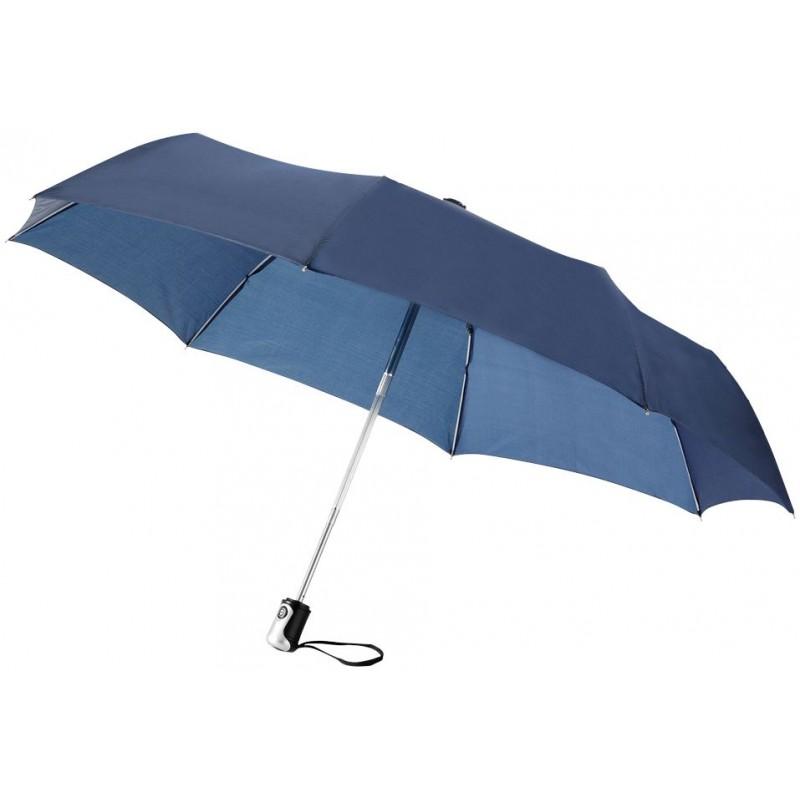 Parapluie pliant automatique Sally - Parapluie pliant publicitaire - objets publicitaires